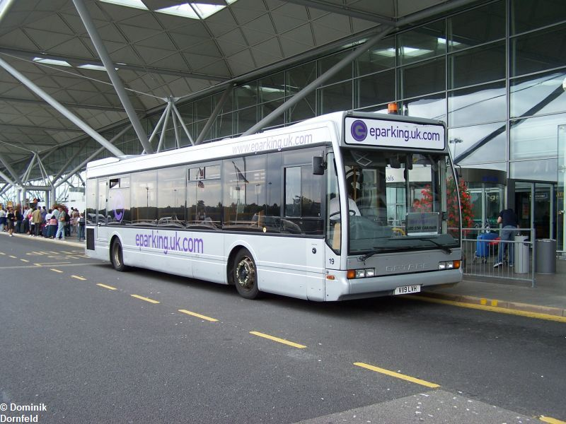 V119 LVH Stansted Airport