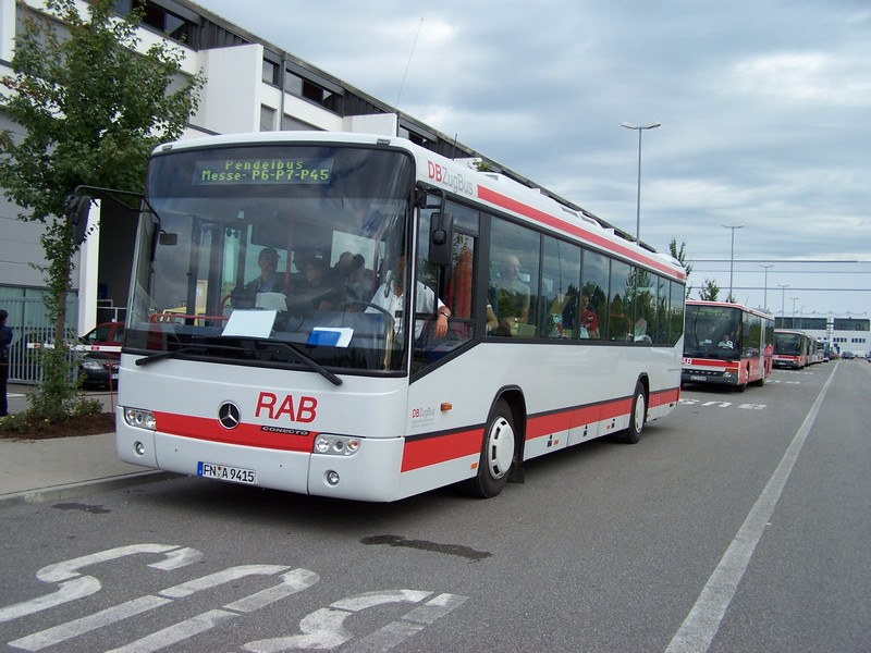 415 FN - Messe (West)