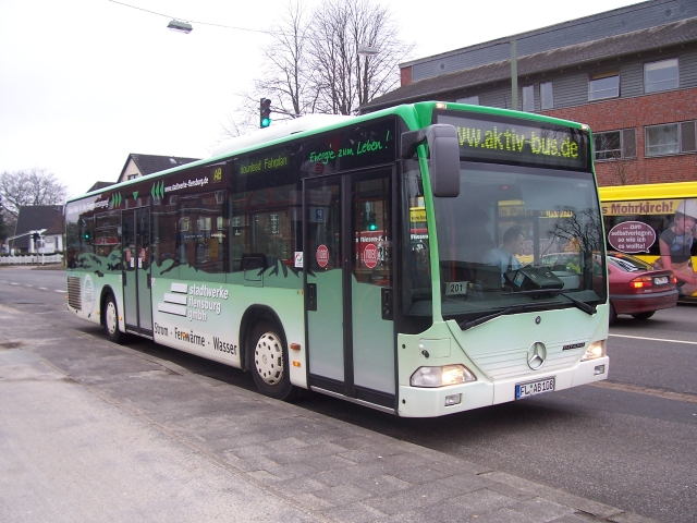 Aktiv Bus 8 Mercedes Benz Citaro