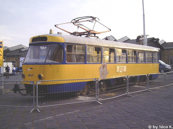 """Fledder""-T4D 1947 in Lindenau"