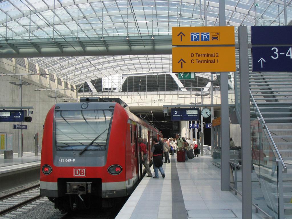 Fahrplan S13 Köln Bonn Flughafen