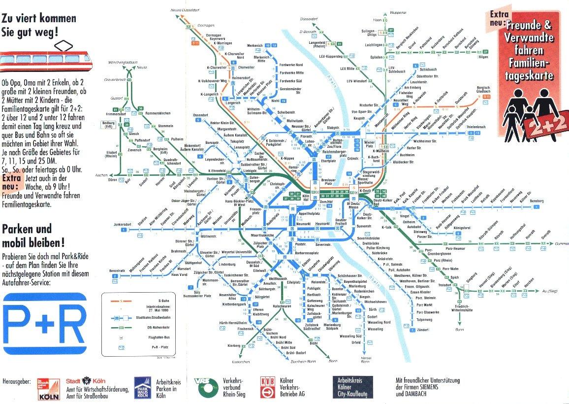 Kvb Linie 5 Fahrplan